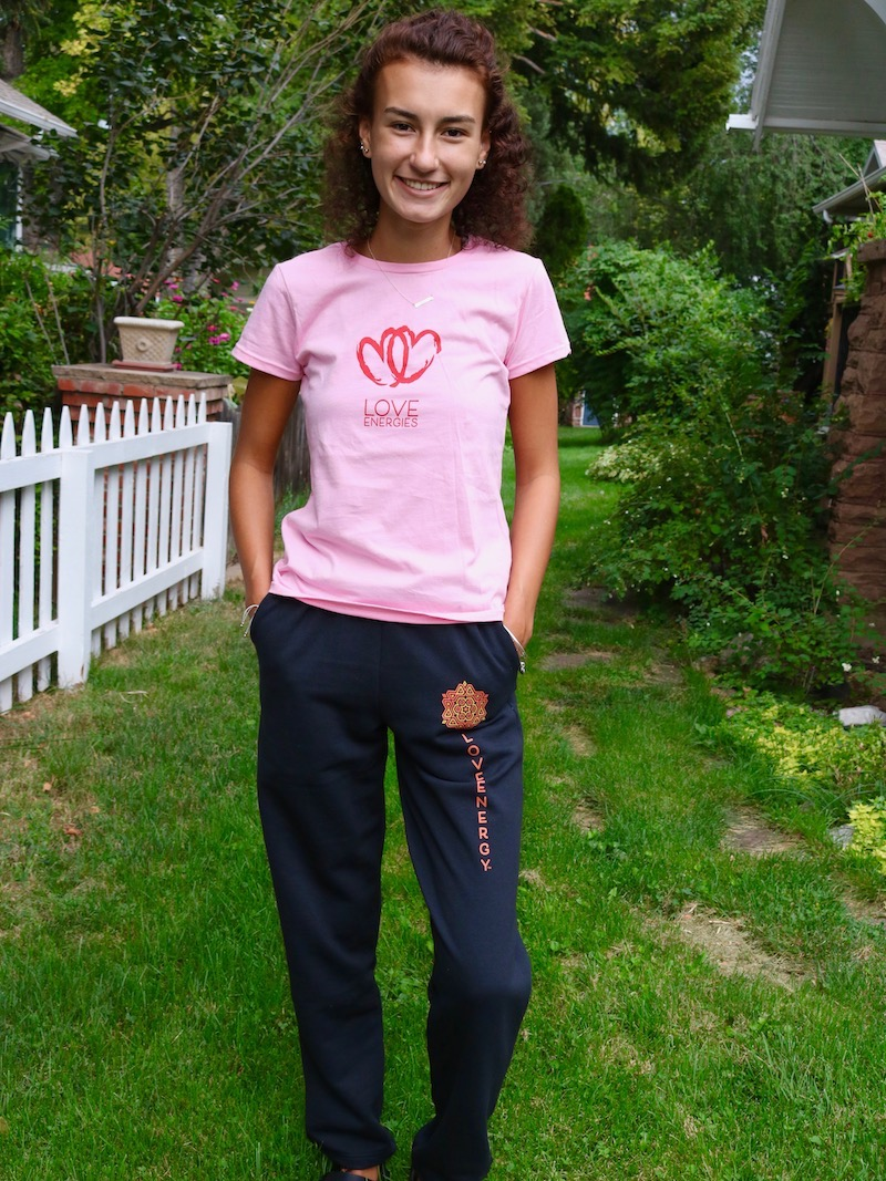 Love Energy Sweats and T-shirt